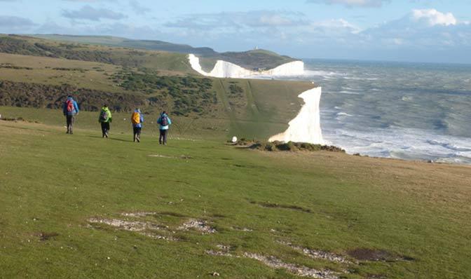 Sussex Walking